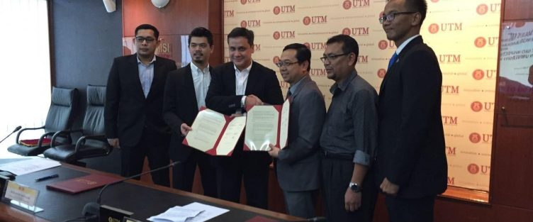 MOU with UTM for Research & Development Effort