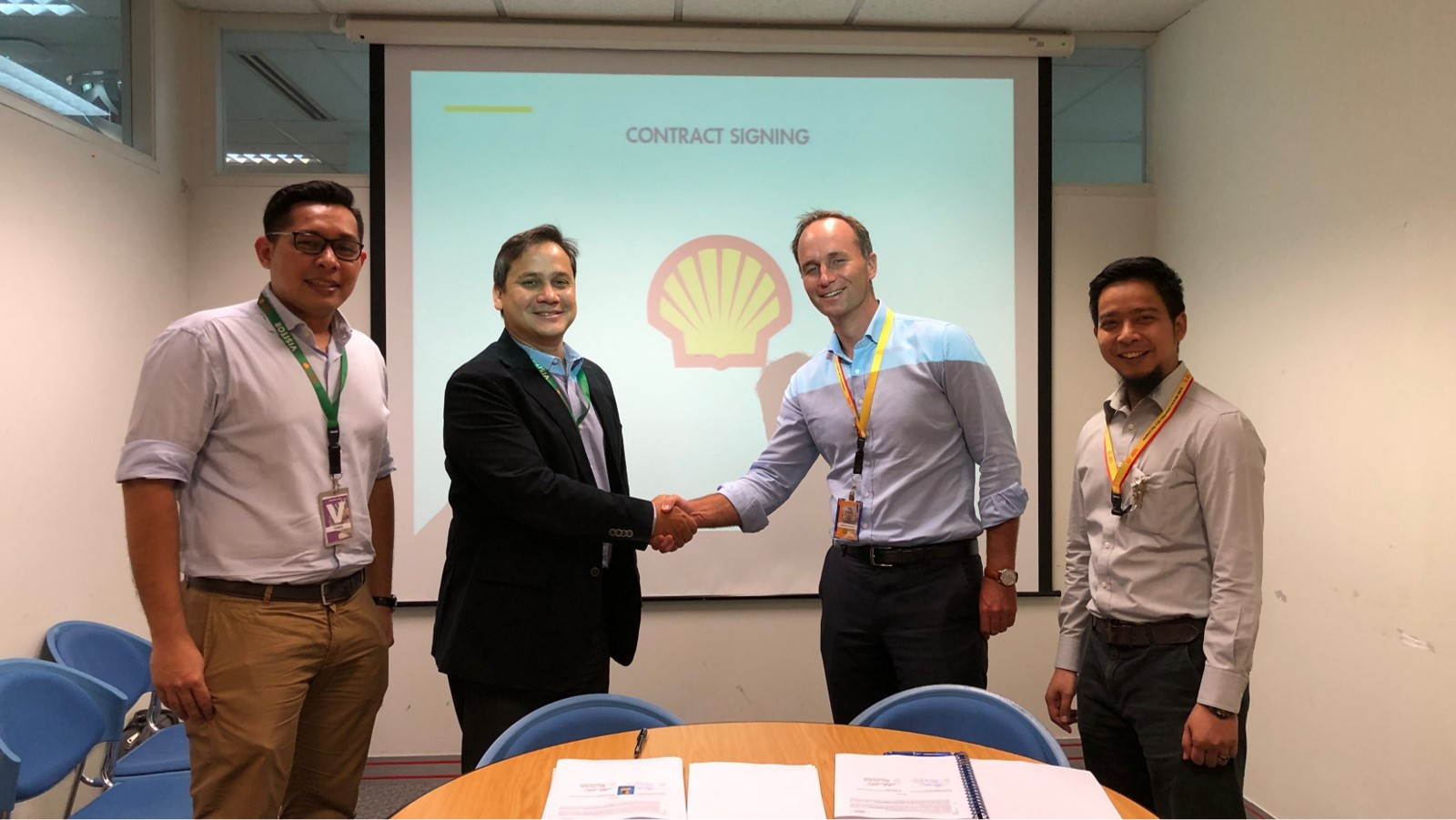 Provision of Offshore Survey, Positioning and Navigation Services for Brunei Shell Petroleum (BSP)