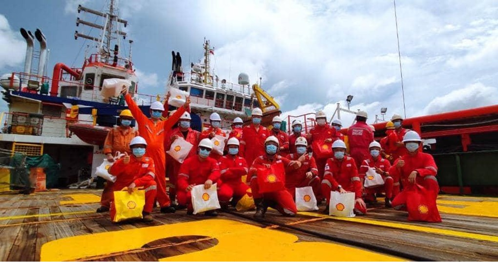 2DHR and Pipeline Geophysical Inspection Surveys for Sarawak Shell Berhad (SSB) and Sabah Shell Petroleum Company Limited (SSPC)