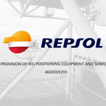 Provision of Rig Positioning Equipment and Services for Repsol Malaysia Oil & Gas Limited